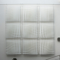 WAVE single absorber | Sound absorbing wall systems | SPÄH designed acoustic