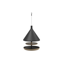 Deco Hanging Bird Feeder Meteor | Bird houses / feeders | Gloster Furniture GmbH