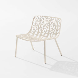 Forest lounge armchair | Sillones | Fast