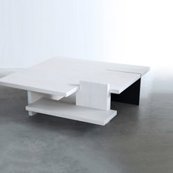 Stijl coffee table | Mesas de centro | Van Rossum