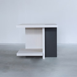 Stijl side table | Side tables | Van Rossum