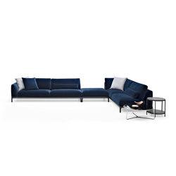 Akita Sofa | Canapés | Busnelli