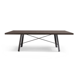 Hermitage | Dining tables | Busnelli