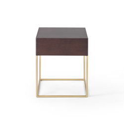 Stardust Bedside Table | Side tables | Busnelli