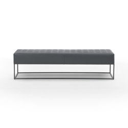 Stardust Bench | Benches | Busnelli