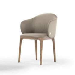 Manda Chairs | Sillas | Busnelli