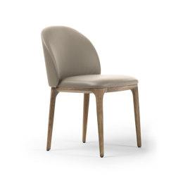 Manda Chairs | Chaises | Busnelli