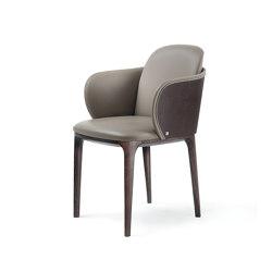 Manda Wood | Chairs | Busnelli
