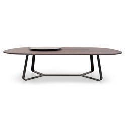 Lazy Suzy | Dining tables | Busnelli