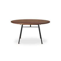 CORDUROY TABLE ROUND VERSION | Dining tables | dk3