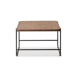 KONNO COFFEE- & SIDE TABLE SQUARE VERSION | Tables d'appoint | dk3