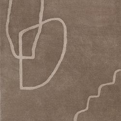 Desert Tufted Rug - Beige | Rugs | ferm LIVING