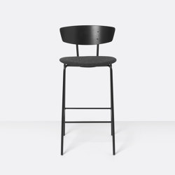 Herman Bar Chair Low upholstered | Bar stools | ferm LIVING