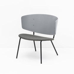 Herman Lounge Chair upholstered | Chairs | ferm LIVING