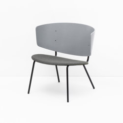 Herman Lounge Chair upholstered   Armchairs   ferm LIVING