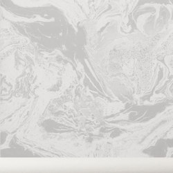 Marbling Wallpaper - Beige | Wall coverings / wallpapers | ferm LIVING
