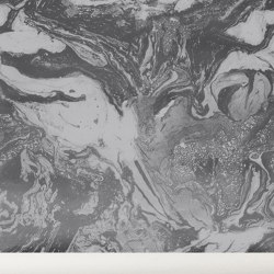 Marbling Wallpaper - Charcoal | Wall coverings / wallpapers | ferm LIVING