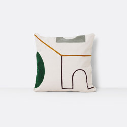 Mirage Cushion - Cacti | Cojines | ferm LIVING