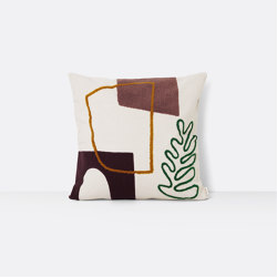 Mirage Cushion - Leaf | Cojines | ferm LIVING