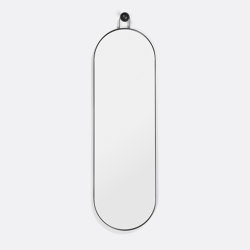 Poise Oval Mirror | Miroirs | ferm LIVING