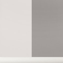 Wallpaper Thick Lines - grey/off white | Wall coverings / wallpapers | ferm LIVING