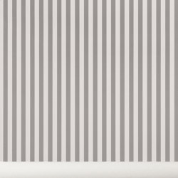 Wallpaper Thin lines - grey/off white | Wall coverings / wallpapers | ferm LIVING
