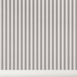 Wallpaper Thin lines - grey/off white | Revestimientos de paredes / papeles pintados | ferm LIVING