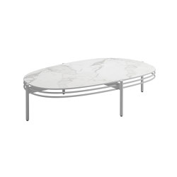Dune Coffee Table White | Coffee tables | Gloster Furniture GmbH