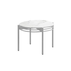 Dune Side Table White | Tables d'appoint | Gloster Furniture GmbH