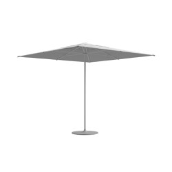 HALO HE AGONAL PUSH UP PARASOL METEOR - Parasols from