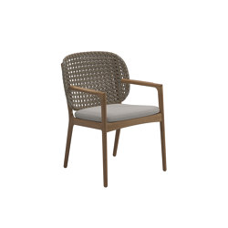 Kay Dining Chair Harvest | Sillas | Gloster Furniture GmbH