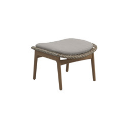 Kay Ottoman Harvest | Taburetes | Gloster Furniture GmbH