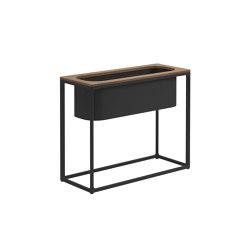 Maya Teak Planter Meteor | Console tables | Gloster Furniture GmbH
