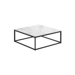 Maya Bianco Ceramic Coffee Table Meteor | Couchtische | Gloster Furniture GmbH