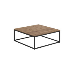 Maya Teak Coffee Table Meteor | Coffee tables | Gloster Furniture GmbH