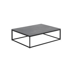 Maya Pumice Ceramic Coffee Table Meteor | Coffee tables | Gloster Furniture GmbH