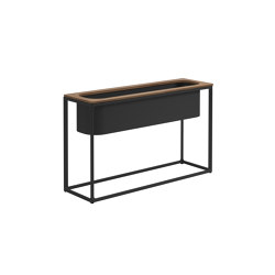 Maya Teak Planter Meteor | Console tables | Gloster Furniture GmbH