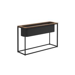 Maya Teak Planter Meteor | Tables consoles | Gloster Furniture GmbH