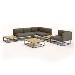 Maya Seating Set Studio | Sofas | Gloster Furniture GmbH