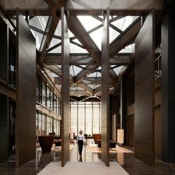 System 3 | Pivoting Wall Atrium Amsterdam | Hinges | FritsJurgens