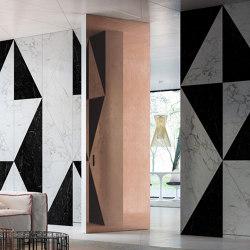 System M | Marble Stone Pivot Door | Hinges | FritsJurgens