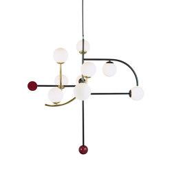 Helio I suspension lamp | Suspended lights | Mambo Unlimited Ideas