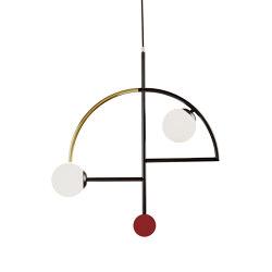 Helio II suspension lamp | Lámparas de suspensión | Mambo Unlimited Ideas