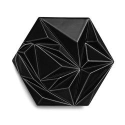 Prisma Tile Black | Ceramic tiles | Mambo Unlimited Ideas