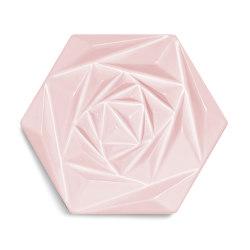 Floral Full Rose Matte | Ceramic tiles | Mambo Unlimited Ideas