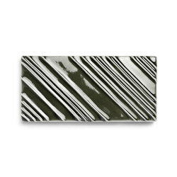 Stripes Olive | Keramik Fliesen | Mambo Unlimited Ideas