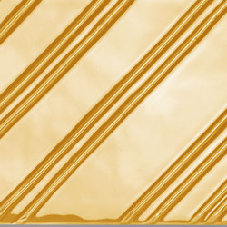 Stripes Yellow | Piastrelle ceramica | Mambo Unlimited Ideas