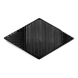Tua Stripes Black | Ceramic tiles | Mambo Unlimited Ideas