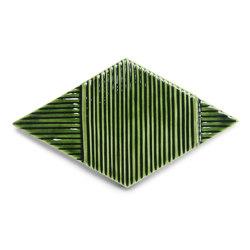 Tua Stripes Emerald | Ceramic tiles | Mambo Unlimited Ideas