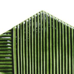 Tua Stripes Emerald | Piastrelle ceramica | Mambo Unlimited Ideas